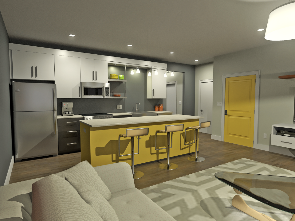 1BR-Kitchen-Custom